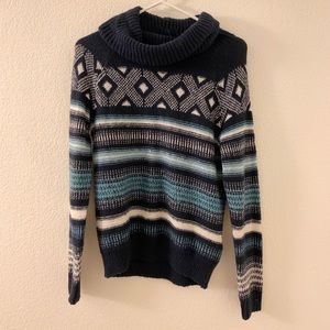 Turtleneck sweater from Hollister
